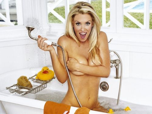 Jenny McCarthy Takes a bath. So hot I think I will upload this image, so it can be my go-to image anytime I have anything to say about Jenny McCarthy