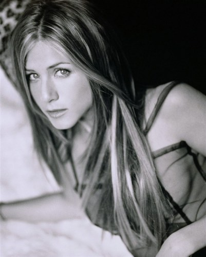 Jennifer Aniston. Cute, but devious.