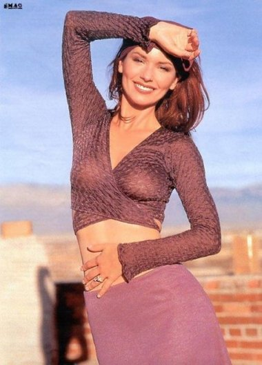 Shania Twain. Always hot.