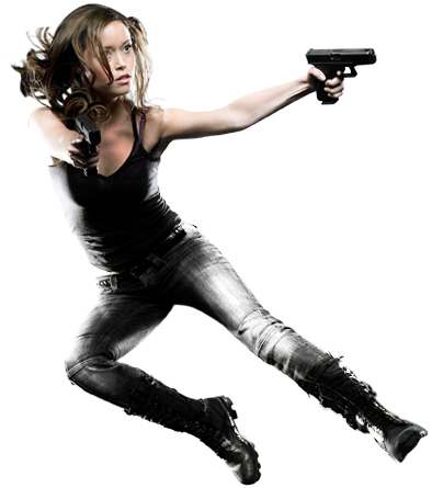 Summer Glau, Doing Some Damage