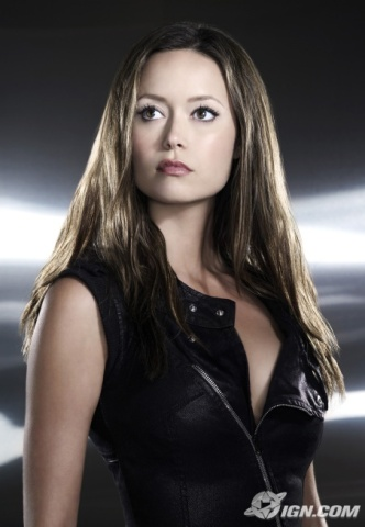 Sweet, Sweet Terminatrix Summer Glau.