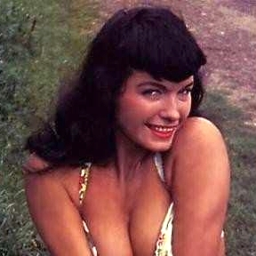 The Bountiful Bettie Page.