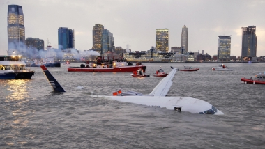 Captain Chelsey B. Sullenberger Deadstick an A320 Airbus Into the Hudson River. Every last member of the passengers and crew survived unharmed, thanks to that man.