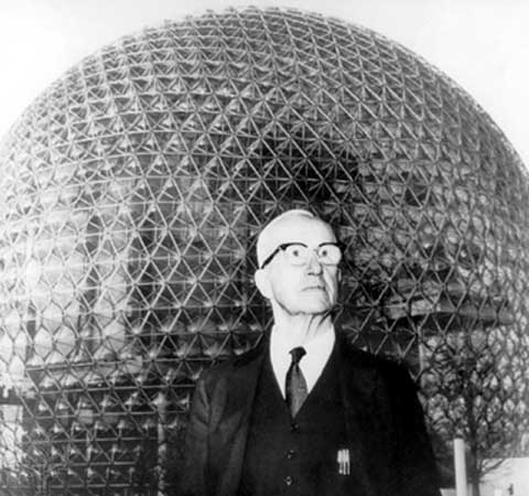 Buckminster Fuller was One Bad Ass Dude.