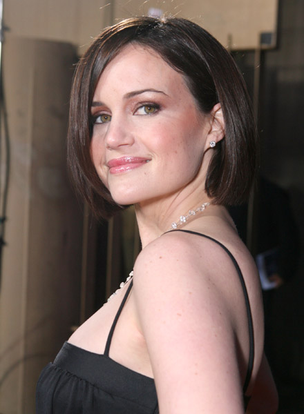 Carla Gugino at the Egyptian Theater