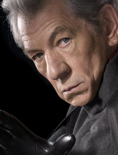 Ian McKellen WAS and IS Magneto in the X-Men Movies