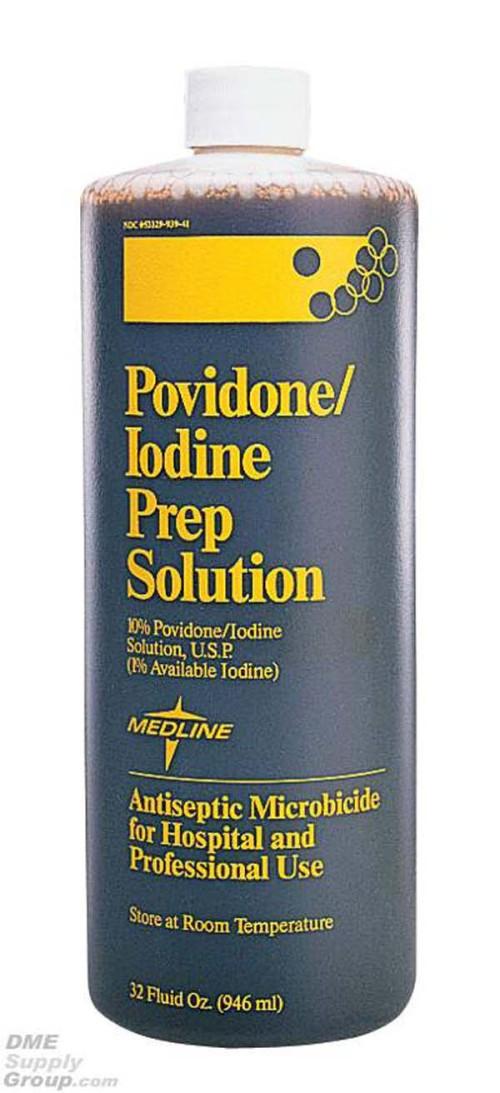 Povidone Iodine