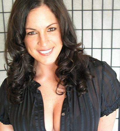 Sarah Spain Sports a Little Cleavage. Otherwise, She is Uninteresting.