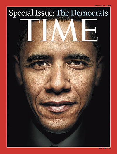 And, Yes, They Did an Issue Like This of John McCain. And, Yes, Obama Looks a Lot Better than McCain Did On His Covershot.