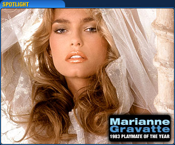 Marianne Gravatte was 80s Hot. Puts today's so-called Playmates of the Year to shame.