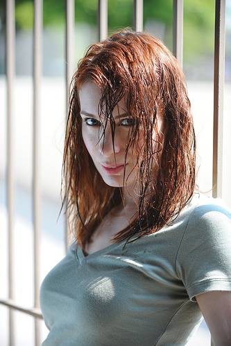 Felicia Day is Ultra-Hot with Uber Geek Cred. The perfect woman, in other words.
