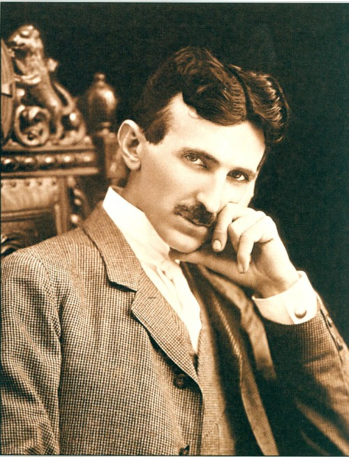 Nikola Tesla Was Thoughtful About Lightning Balls and Death Rays.