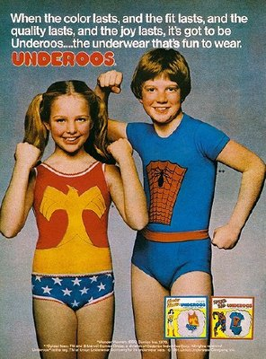 How Cool Are Underoos? Mega Cool!